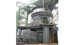 Slag vertical mill